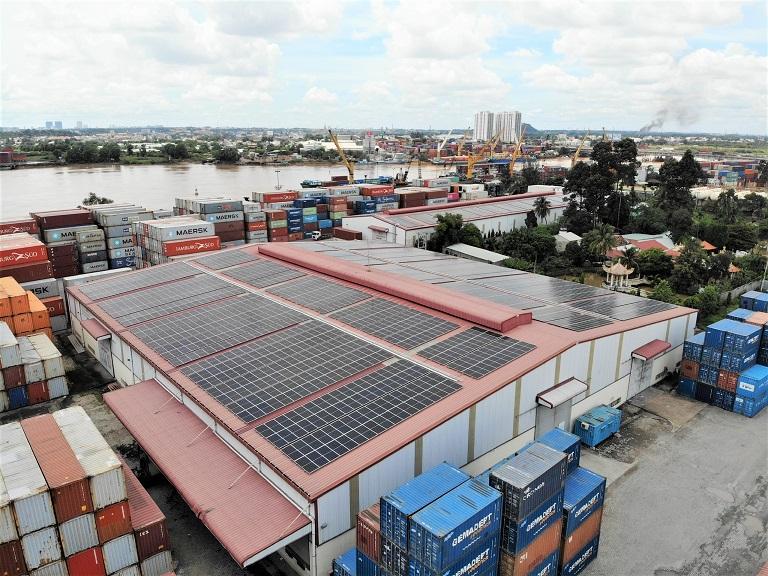 Dong Nai Port